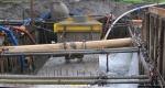 Schmutzwasserleitung