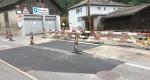 Strassenquerung Kantonsstrasse, Anschlusspunkt Wasser- und Meteorwasserleitung