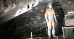 Bau- und Sicherungsarbeiten im Stollen