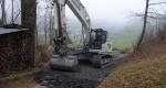 Strassenbauarbeiten
